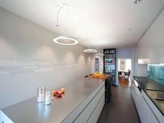WHG, Lenzburg (Schweiz):  Küche von Brem+Zehnder AG