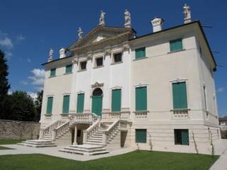Klassische Häuser von Giuseppe Maria Padoan bioarchitetto - casarmonia progetti e servizi Klassisch