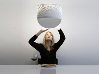 «REVERSE» – Leuchte: modern  von Mizko Design,Modern
