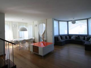 Emilia Barilli Studio di Architettura Living room