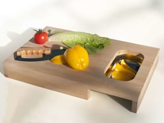 Chop design Progetti CR di Progetti Moderno