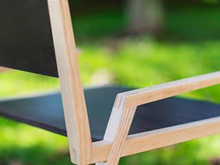 Chaise en frêne:  de style  par François Guillemin