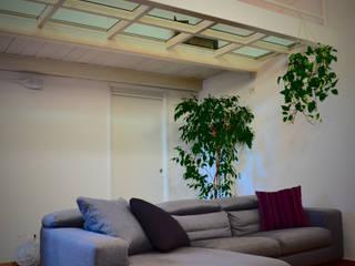 Ruang Keluarga oleh Alessandro Jurcovich Architetto, Modern