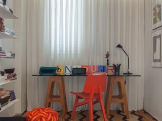 by Nara Cunha Arquitetura e Interiores Modern