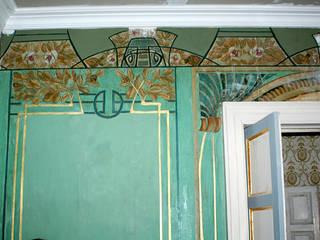Klassische Wände & Böden von interiorstudio Klassisch