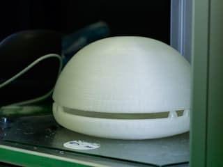 Egloo - Candle powered heater:  in stile  di Egloo