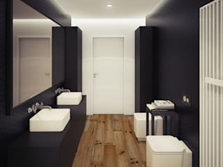 Bathroom by OFD architects
