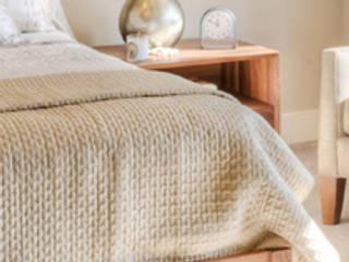 Feng-Shui en el dormitorio:  de estilo  de Kinergi.es