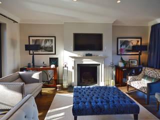 Living room Modern living room by Zodiac Design Modern