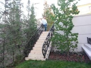 Doğa Gıda Tarımsal Üretim LTD – MSerin Villa:  tarz Bahçe