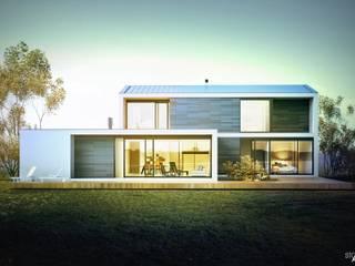 Modern Houses by STOPROCENT Architekci Modern