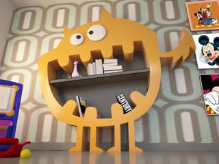 モダンデザインの 子供部屋 の ZAD ITALY モダン