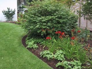 Gartenprofil 3000 - dauerhafte Rasenkante: klassischer Garten von terra-S GmbH