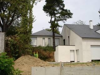 Maison à Vigneux De Bretagne 44 Maisons modernes par Archimat Creation Moderne