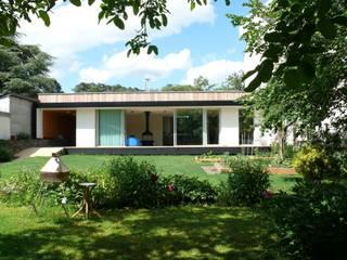 BBC ONE rdb architectes Maisons minimalistes