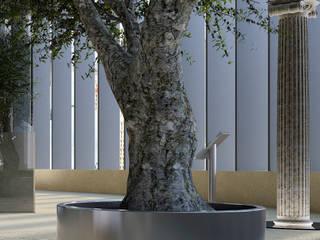 Olive Garden, Shanghai Toren, Shanghai van ARX architecten