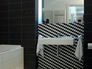 Ванная комната в стиле минимализм от Designlab Минимализм