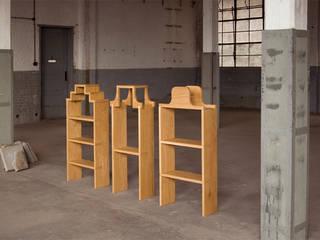 Pakhuisjes:   door Studio Janina Loeve