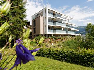 Haus Salvenblick Außenansicht: moderne Häuser von Planquadrat   Elfers Geskes Krämer