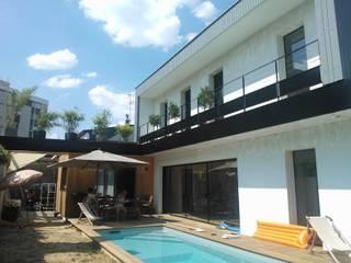 ORU - KAMI rdb architectes Maisons modernes