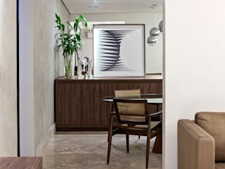 Столовые комнаты в . Автор – BEP Arquitetos Associados
