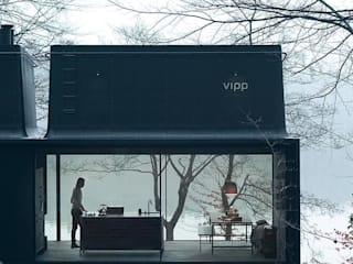 Vipp Shelter Industrial style commercial spaces by Vipp Industrial