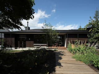 真駒内土間のある家: 株式会社 遠藤建築アトリエが手掛けた家です。