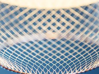 Open Meshmatics Lamp:   door Atelier Rick Tegelaar