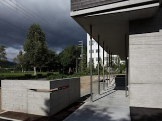定山渓SKYHOUSE: 株式会社 遠藤建築アトリエが手掛けた家です。