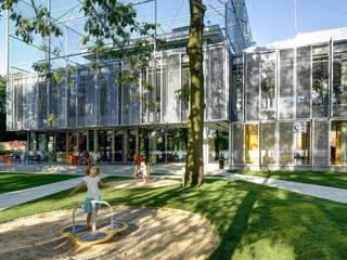 FALA PARK Centrum Spotrów i Rekreacji | WOLSZTYN od PL.architekci Nowoczesny