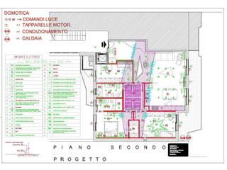 antonio giordano architetto 現代房屋設計點子、靈感 & 圖片