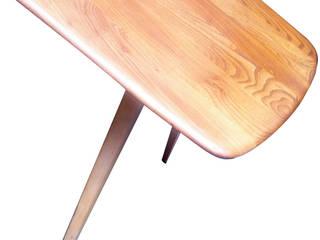Table ERCOL vintage 1960:  de style  par Les Chi(n)euses de vintage