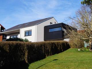 Energetische Sanierung mit Anbau von BUSCH LANGE ARCHITEKTEN