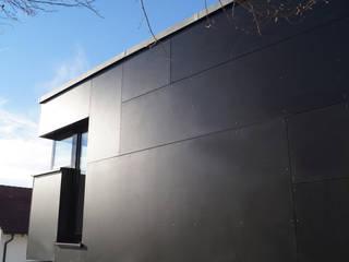 Energetische Sanierung mit Anbau Moderne Häuser von BUSCH LANGE ARCHITEKTEN Modern