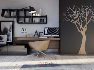 DA-Design Salon minimaliste