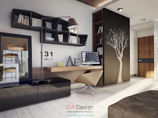 DA-Design Minimalist living room
