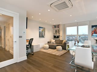 Chapter Street, Westminster, London, SW1 by Temza design and build Сучасний