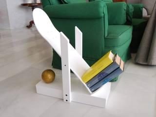 Skateboard book shelf, Skate Decor for living room or any other room. skate-home Habitaciones infantilesAlmacenamiento