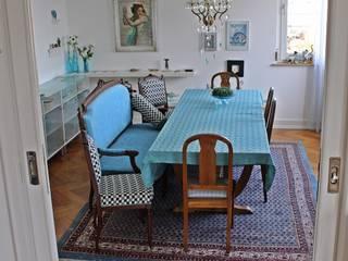 stilvolles Wohnzimmer: klassische Esszimmer von   An Sichten | Möbeldesign mit Ressourcen