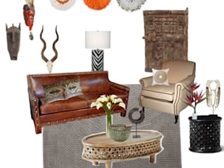 eclectic  by Studio D. Interiors , Eclectic
