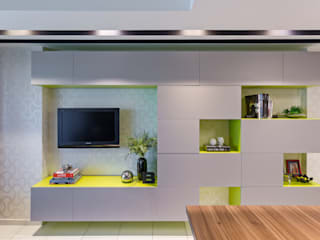 ห้องสันทนาการ โดย BEP Arquitetos Associados, โมเดิร์น