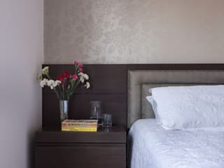 Dormitório: Quartos  por Blacher Arquitetura,