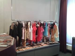 Kleiderstange für Dessous:   von ULI Garderoben