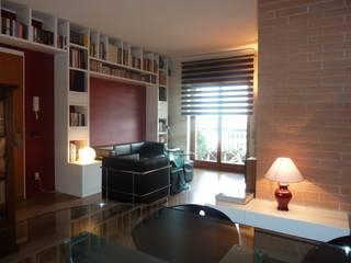 studio di architettura Giorgio Rossetti Living room