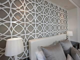 Bedrooms 根據 Moda Interiors 現代風
