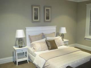 Bedrooms 根據 Moda Interiors 古典風