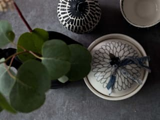 tailored details:   por anna westerlund handmade ceramics