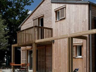 Moderne Häuser von Patrice Bideau a.typique Modern