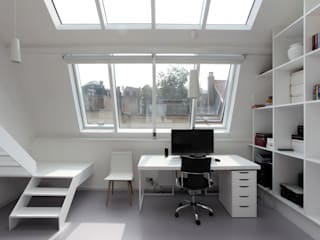 Study/office by phdvarvhitecture