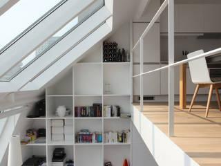 MER79 Maisons modernes par phdvarvhitecture Moderne